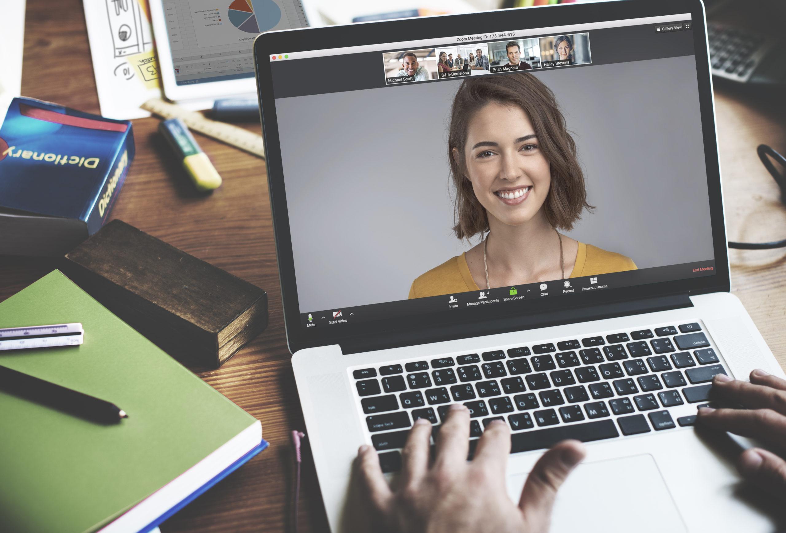 如何加强在家工作團隊的溝通?5個適合中小企的數碼工具 - Zoom
