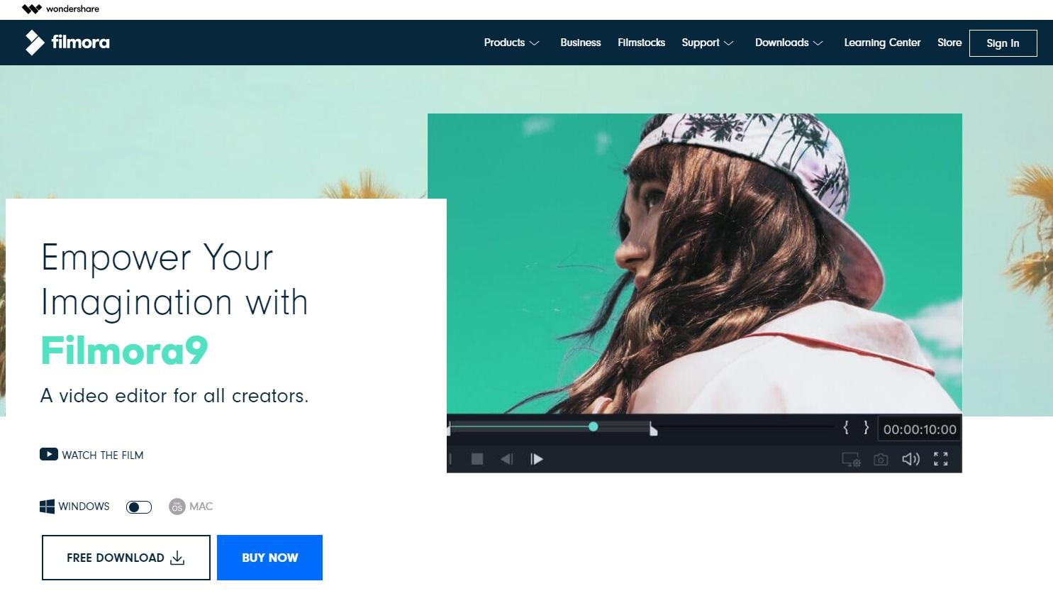 助你數碼營銷的5個影片製作工具 - Filmora