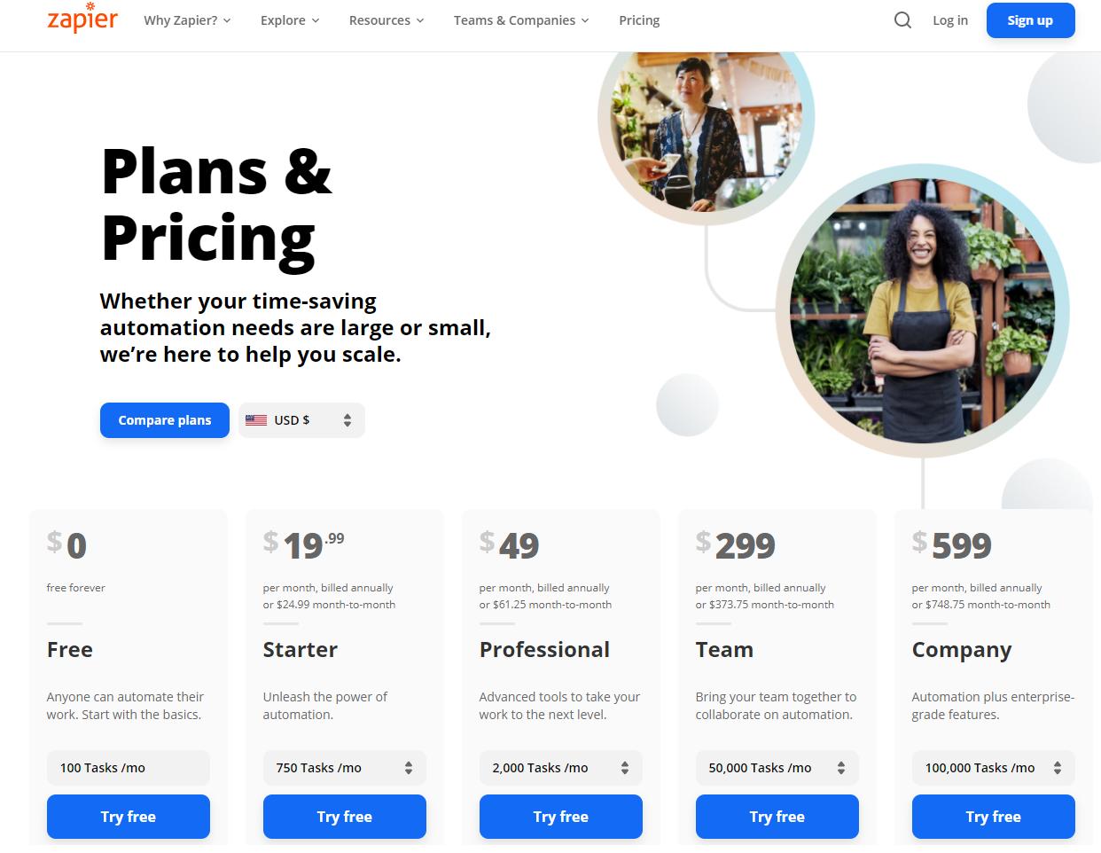 SaaS Inbound Marketing Case Study - Pricing