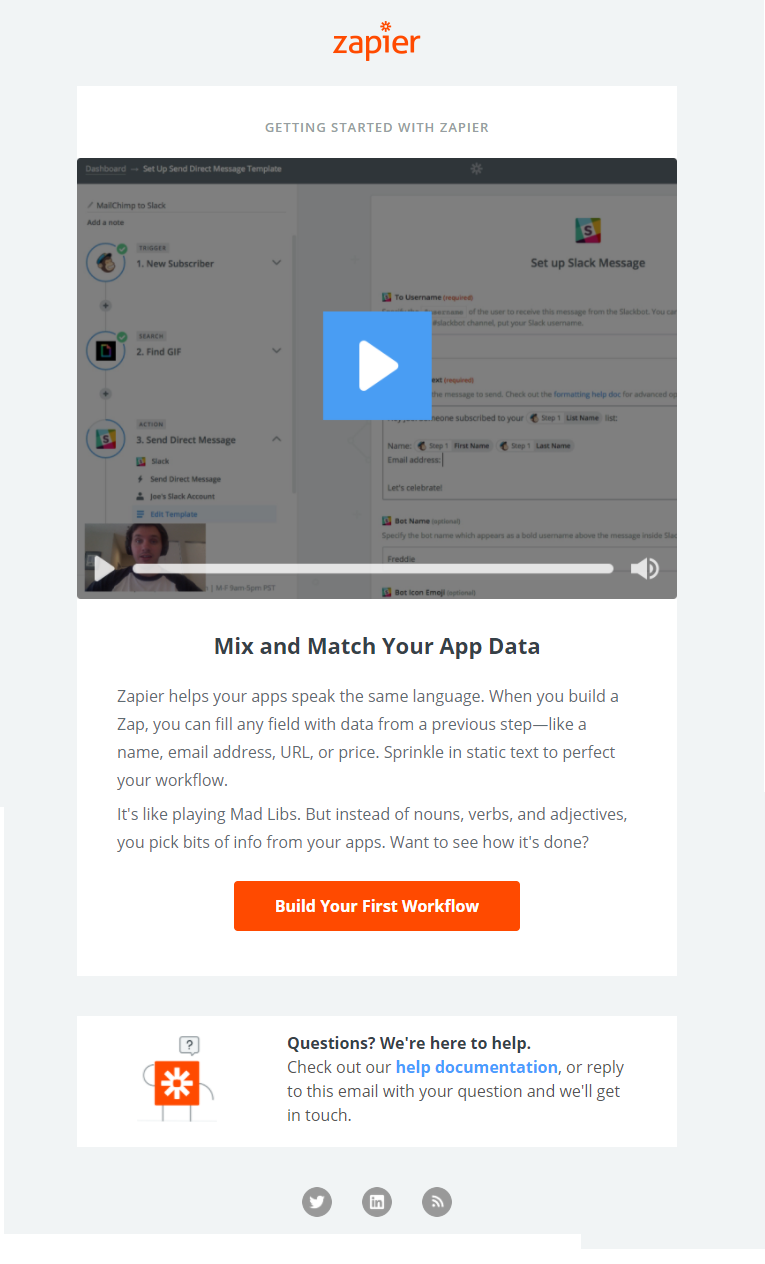 SaaS Company's 1st Step to Content Marketing - Video Guide